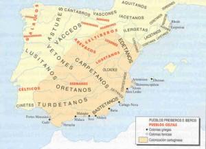 Espana-prerromana