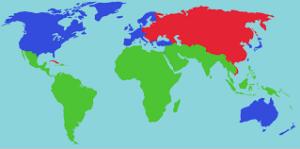 Países del 1er Mundo